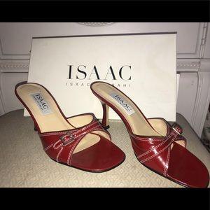 Brand New Red Isaac Mizrahi Heels